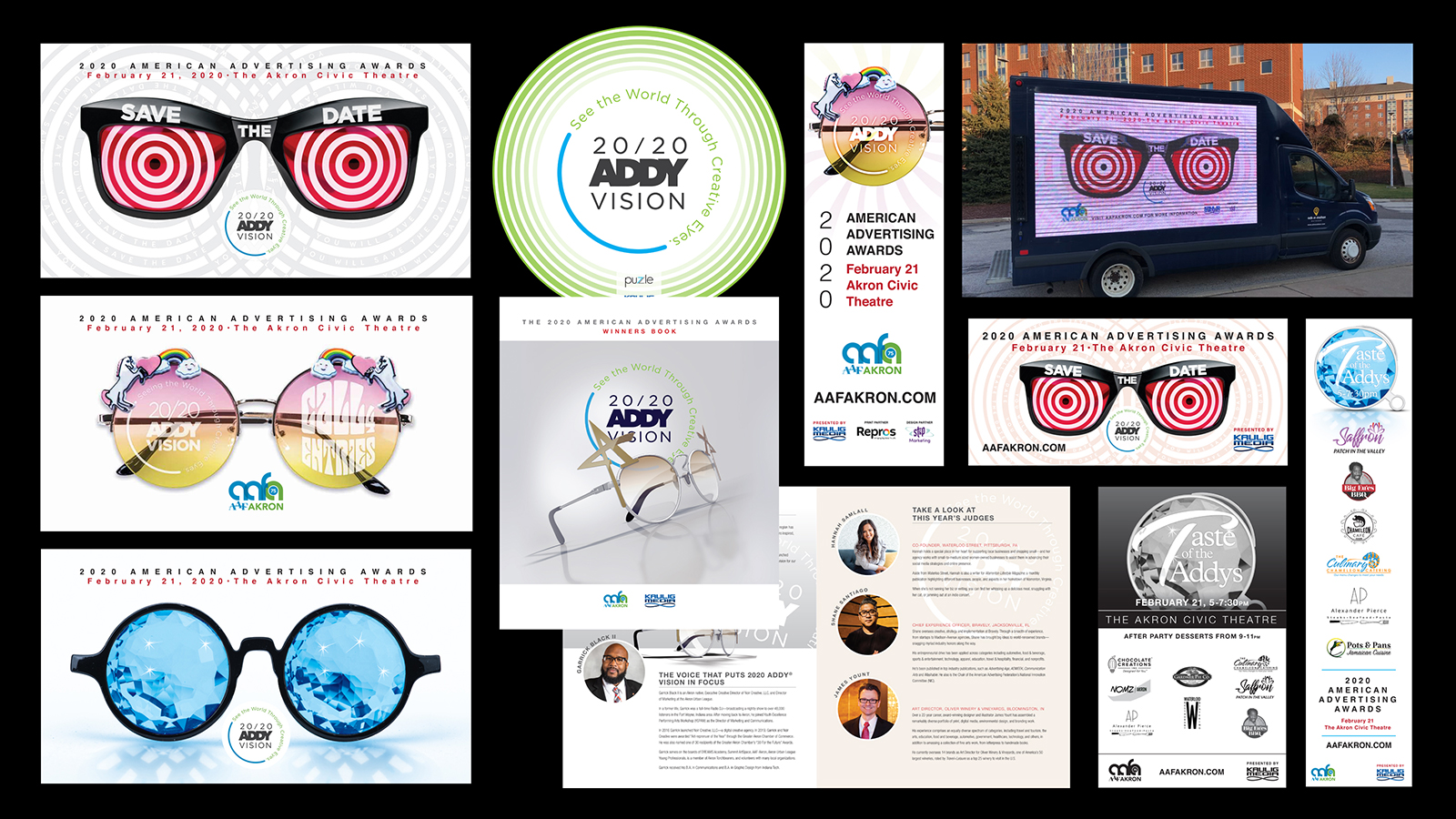 2020 AAFA Addy Awards Creative
