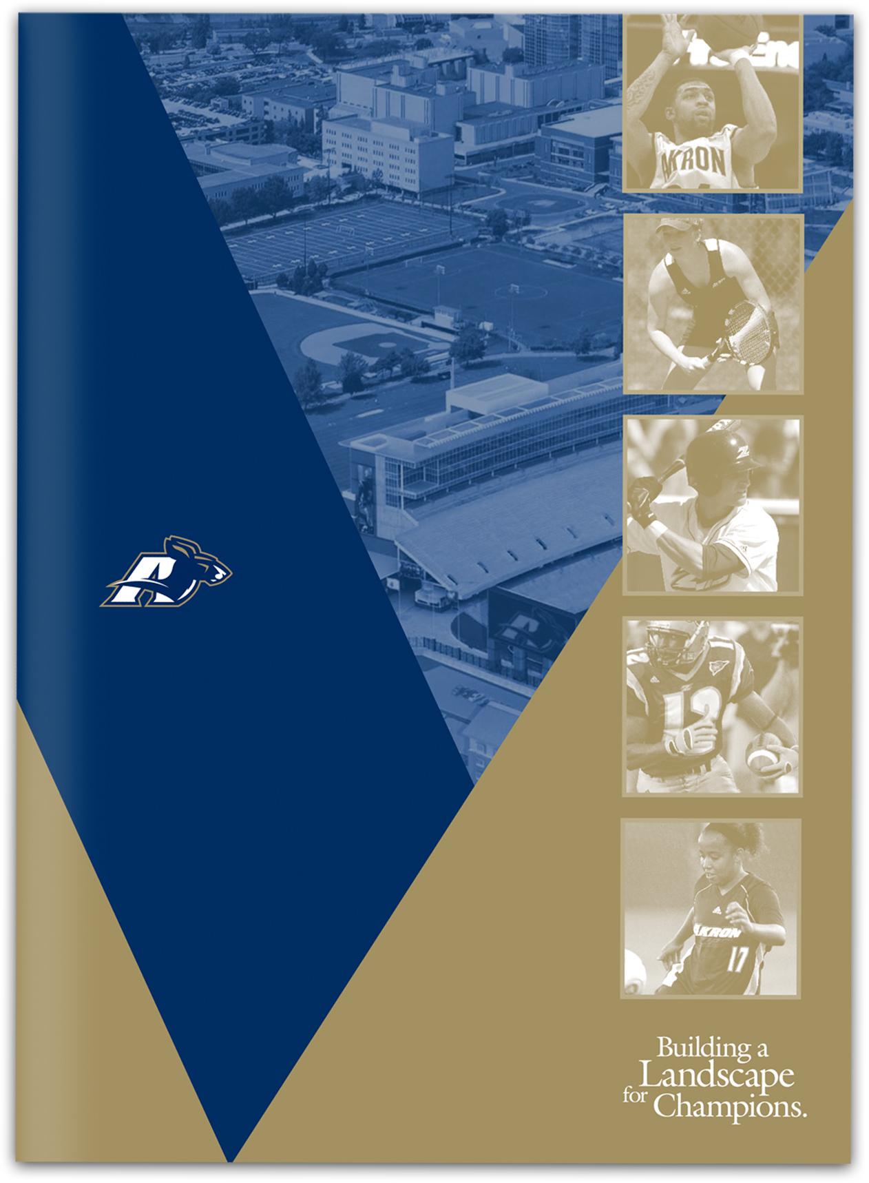 UA Brochure Cover