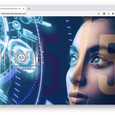 55 South Ventures Website Design & Development