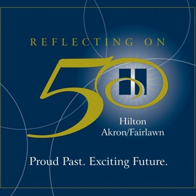 Hilton Akron/Fairlawn 50th Anniversary