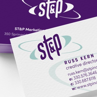 ST&P Marketing Brand Refresh