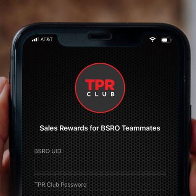 TPR Club App