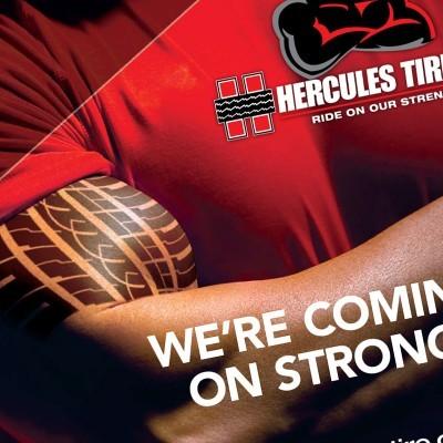 Hercules Tires B2B Campaign