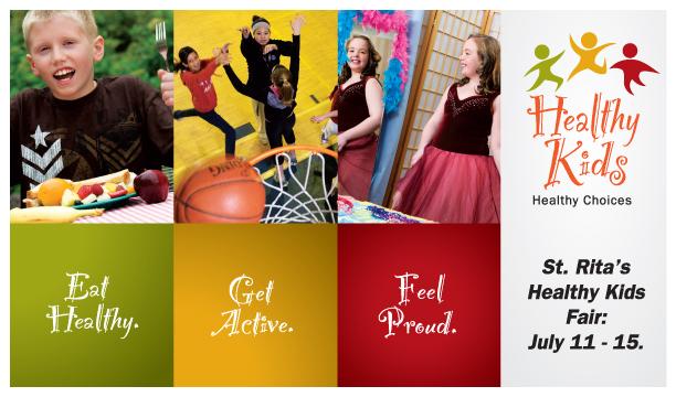 Kids Fair Postcard