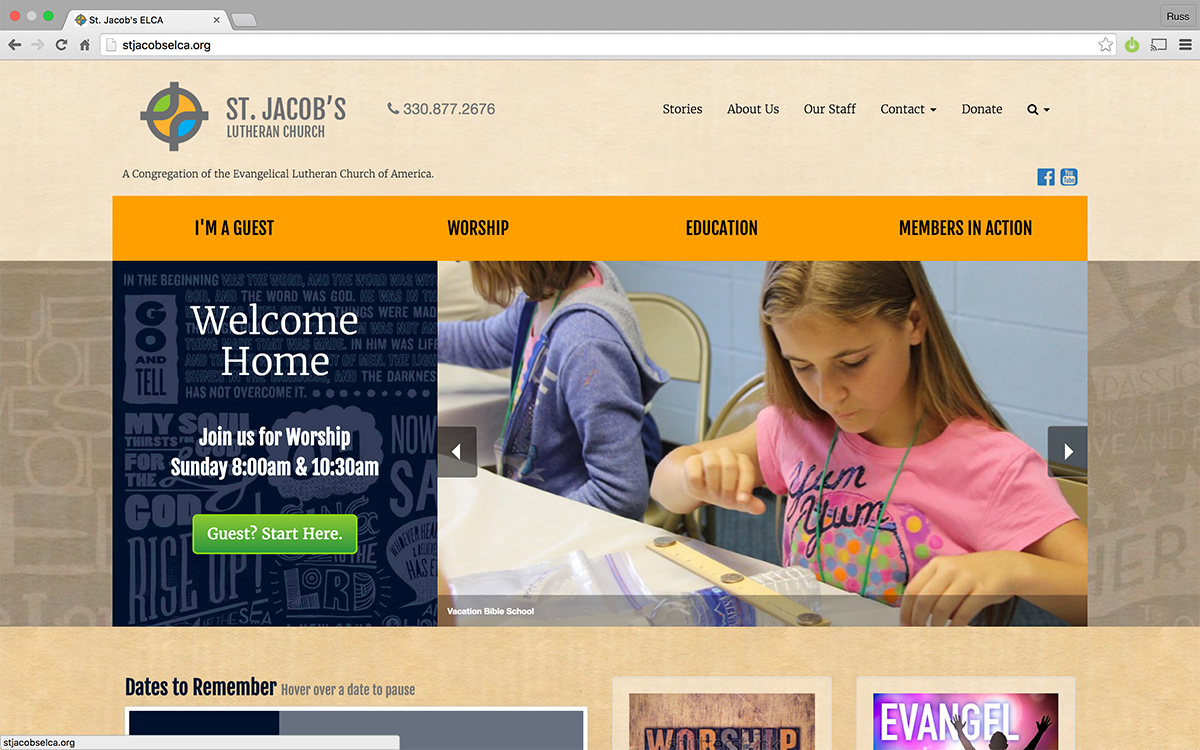 St Jacobs Homepage
